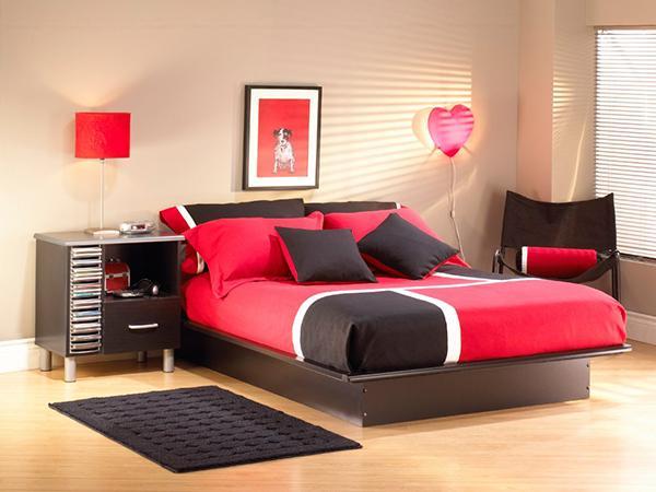 Những cách phối màu sơn hoàn hảo cho phòng ngủ hiện đại