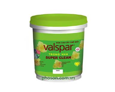 Sơn nội thất Valspar Supper clean