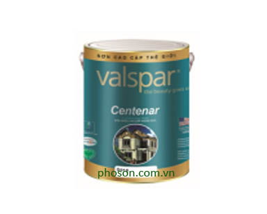 Sơn ngoại thất cao cấp- Valspar Spanyc centenar