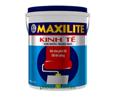 Sơn Maxilite kinh tế nội thất 5L