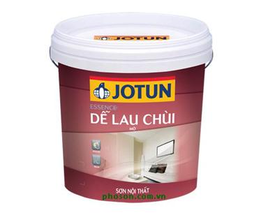 Sơn Jotun nội thất Essence Dễ Lau Chùi 17L