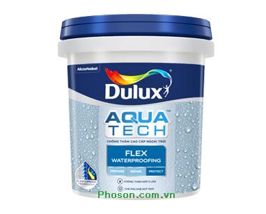 Chất chống thấm cao cấp Dulux Aquatech Flex