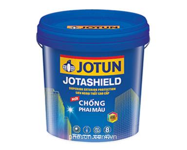 Sơn Jotun Jotashield chống phai mầu mới