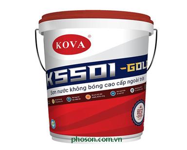 Sơn Kova-K5501-không bóng ngoài trời